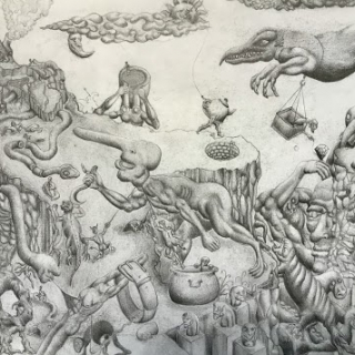 Untitled (after Bosch)