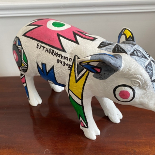 Ndebele Piglet from South Africa